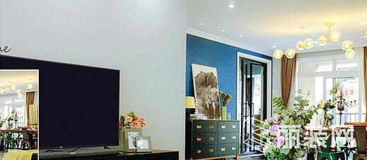 A+设计花园洋房装修样板房