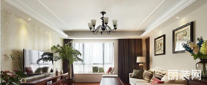 【一号家居装饰】151平米四居室装修案例