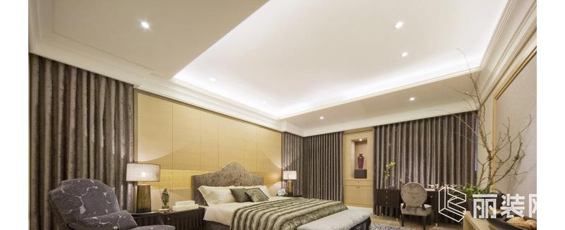【思维装饰】欧式风格|四室两厅